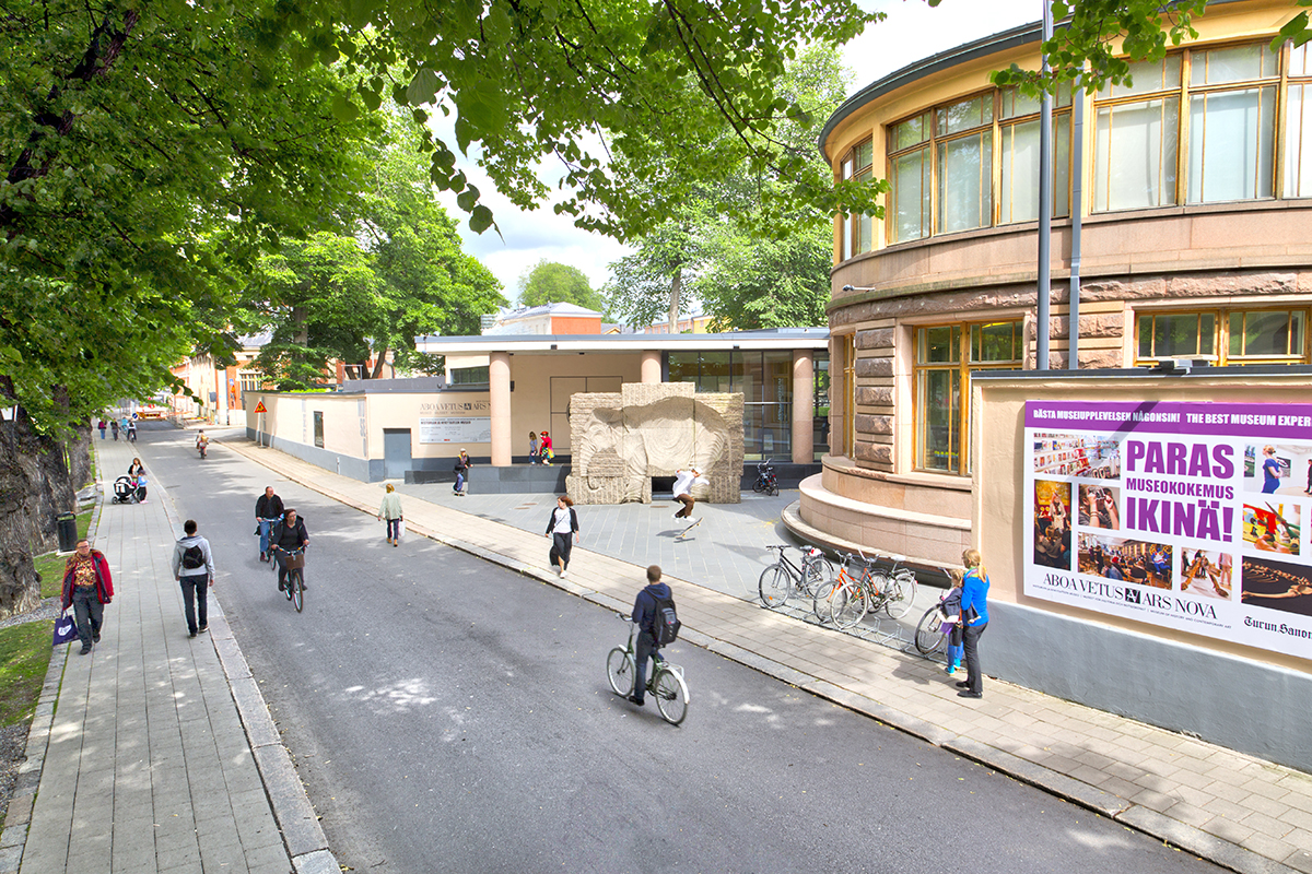 Turku ART - Galleries + Museums